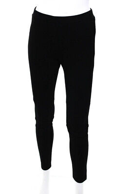 Sanctuary Womens Mid Rise Skinny Slim Casual Leggings Black Size Small