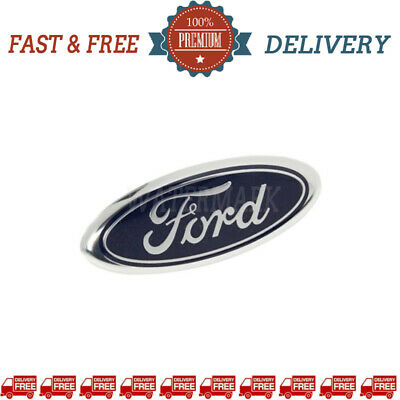 For Ford Fiesta MK6 ST & Zetec S Front Ford Oval Badge Logo 1779943 145MM*60MM