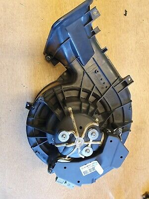 Vectra C / Signum Heater Blower Motor With Air Con / Climate Control Complete