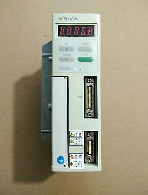 Used ONE Mitsubishi AC Servo Drive MR-J60A MRJ60A Tested In Good Condition
