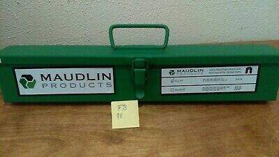 Maudlin A-2 Products Slotted Shims Kit