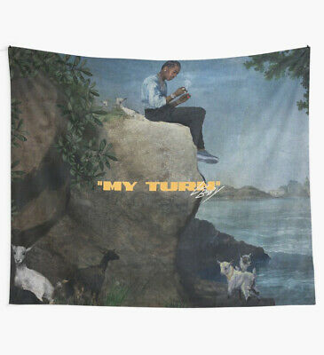 Lil Baby My Turn Wall Tapestry, Lil Baby Wall Tapestry