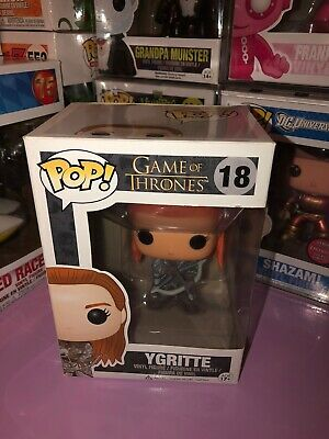 Funko Pop! Game of Thrones YGRITTE 18 Retired/Vaulted in Pop Stack