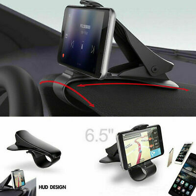 Car Mount Holder Stand Hud Dashboard Bracket For GPS Universal Cell Mobile Phone