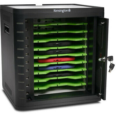 Kensington Charge And Sync Cabinet For Tablets
