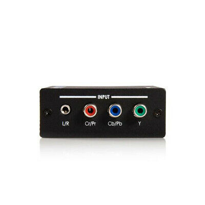 StarTech.com Component to HDMI Video Converter with Audio