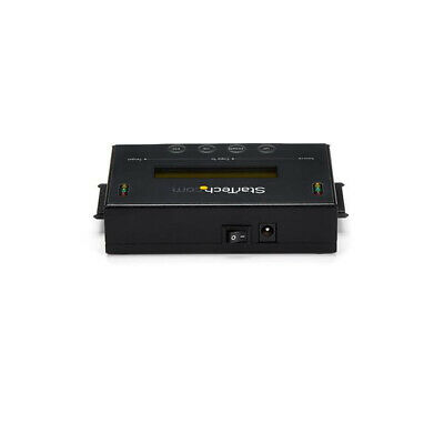 StarTech.com 1:1 Drive Duplicator and Eraser for 2.5in / 3.5in SATA Drives