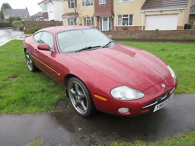 2001 Jaguar XK8 4.0 auto 2001MY