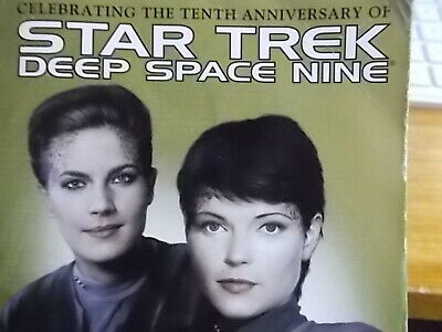 STAR TREK DEEP SPACE NINE 10th Anniversary THE LIVES OF DAX   2003