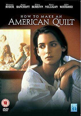 How to Make an American Quilt   (DVD)    New!   Winona Ryder