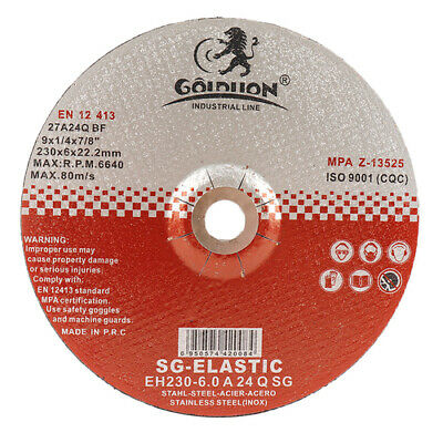 230mm Grinding Discs Metal Cutting Wheel Flap Sanding Discs for Angle Grinder