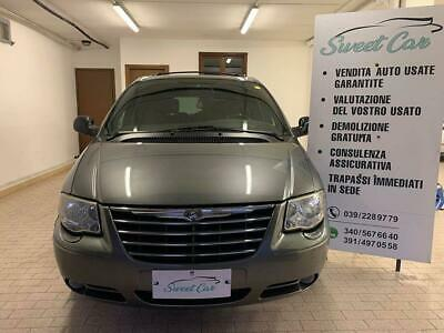 CHRYSLER Voy./G.Voyager Voyager 2.8 CRD LX Leather Auto