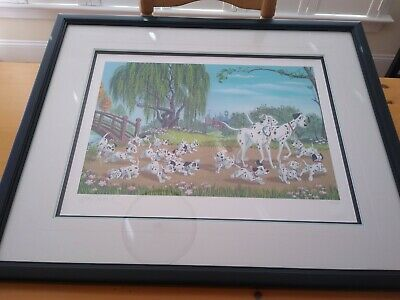 Disney Animation Art Limited edition Signed Giclee