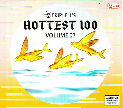 Triple J Hottest 100 Vol 27 CD NEW Tones And I Lizzo Khalid