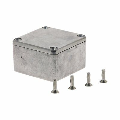 Aluminium Junction Boxes Enclosure Electronic Diecast Box 1590LB 50.5*49.5*31mm