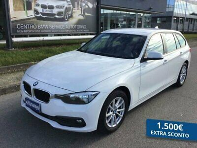 BMW Serie 3 Touring 316d touring Business Advantage auto