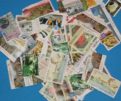 Australia 350 Dollars High Value Stamps Unfranked With Out Gum Face Value $350.0