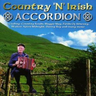Various Artists : Country 'N' Irish Accordion CD (2003) FREE Shipping, Save £s