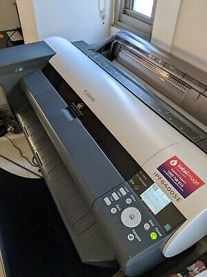 """Canon IPF6400SE Large/Wide Format 24"""" Printer"""