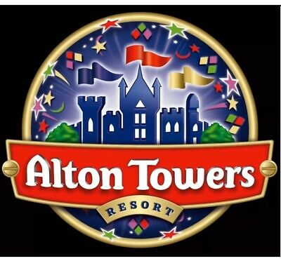 2 Alton Towers Tickets - ALL 9 Savers Codes Pick Your Date FAST RESPONSE