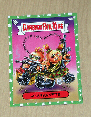 2020 Topps On-Demand Set #3 – GPK - Green Parr Mr and Mrs CORRODED CARL 1a