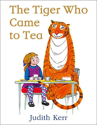 The Tiger Who Came to Tea Perfect NEW Paperback – Special Edition,