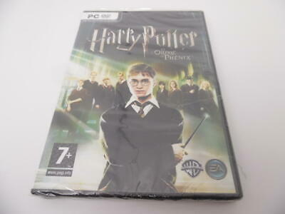 Harry Potter and the Order of the Phoenix (French) - PC DVD game Sealed NEW