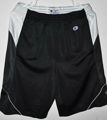Champion Mens Poly Mesh Inseam Gym Shorts M Athletic Basketball Witworth