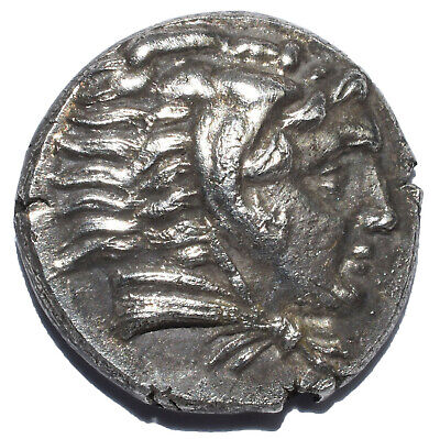 Ar Tetrobol 2.96Gr Alexander Iii The Great Kings Of Macedon Odessos Mint 300 Bc
