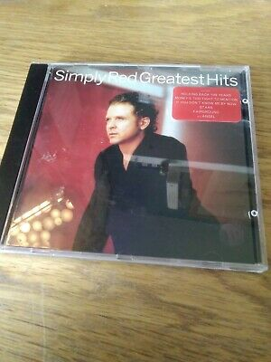 Simply Red : Simply Red Greatest Hits CD (1996)