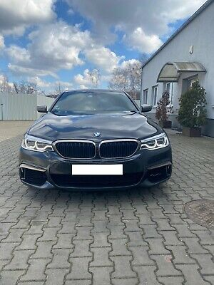BMW M550ix Full-Option M-Performance Garantie