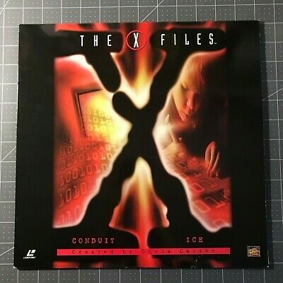 The X-Files - Conduit/Ice Laserdisc - Ld