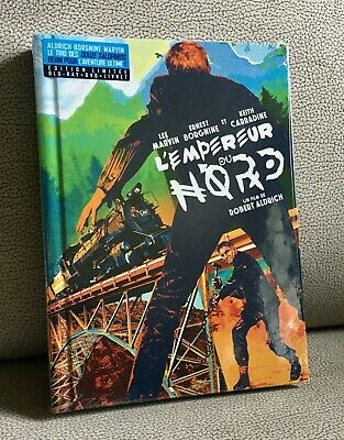 L'Empereur du Nord Combo Blu-ray + DVD neuf sous blister