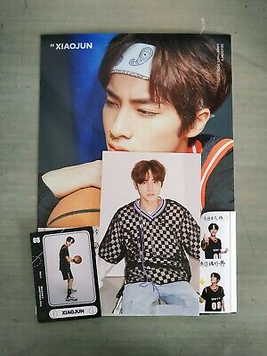 [WAYV] WayV Season's Greetings 2020 Member Kit - XIAOJUN