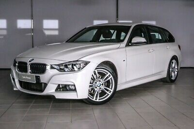 BMW Serie 3 318d Touring Msport
