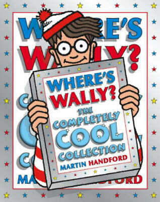 Where's Wally?: the completely cool collection by Martin Handford (Paperback)