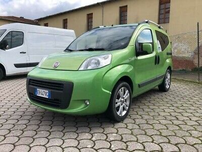 Fiat Qubo 1.4 8V 77 CV Active Natural Power tel 3490066094