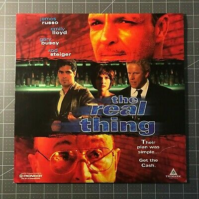 The Real Thing Laserdisc - Ld