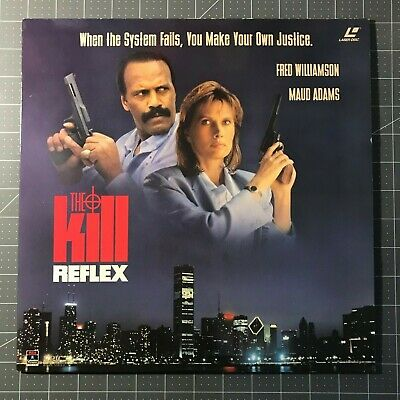 The Kill Reflex Laserdisc - Ld