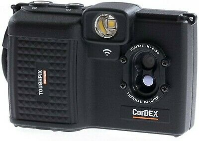 Cordex Toughpix Digitherm Digital Thermal Imaging Camera TP3R BOXED NEW