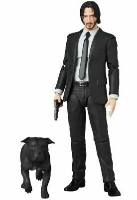 7 inch Keanu Reeves & John Wick and dog For Action Figure toy in box