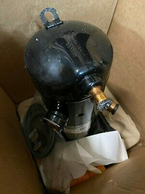 Copeland ZR21K5E-PFV-800 - 21,000 BTU, Scroll Compressor, R-22, 1 Ph, 208/230V