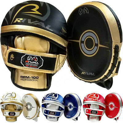 Rival Boxing Pro Air Focus Mitts RPM3 2.0