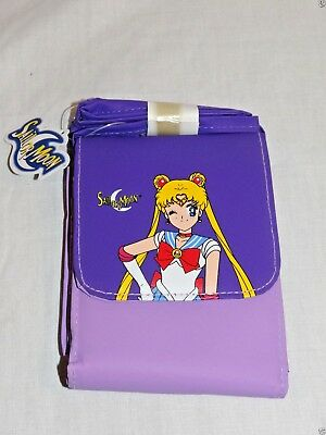 New With Tags 1999 Sailor Moon Purple  Wallet