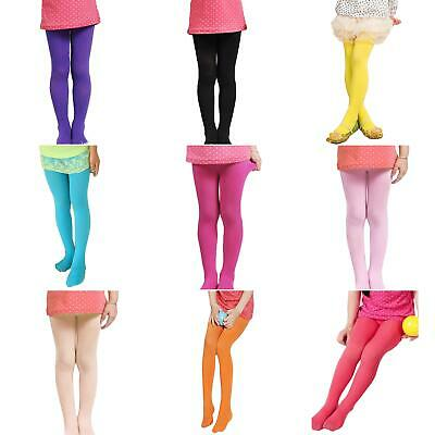 Kids Elastic Tights Girls Princess Pantyhose Ballet Party Dancing Socks Faddish