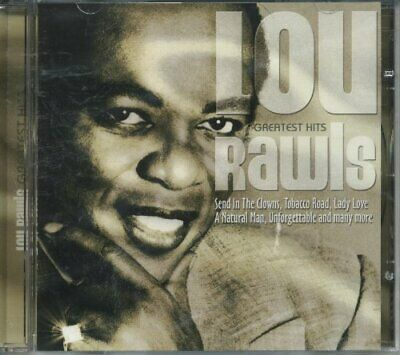 Lou Rawls : Greatest Hits CD Value Guaranteed from eBay's biggest seller!