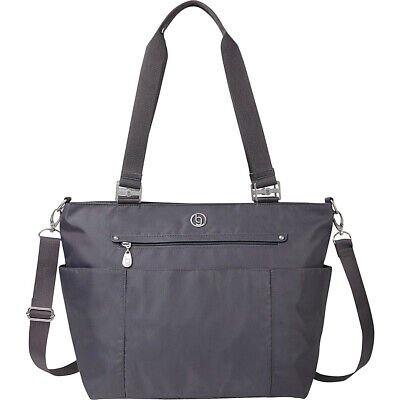 bg by baggallini RFID Austin Tote 3 Colors Day Travel Bag NEW