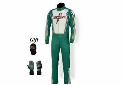 Tony Kart Race suit CIK/FIA Level 2 Approved and Racing Gloves & Gifts