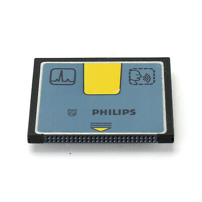 Philips HeartStart FR2+ Data Card (Pre-owned Formatted Ready for Use)