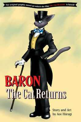 Baron: Baron: The Cat Returns by Aoi Hiiragi (Paperback) FREE Shipping, Save £s